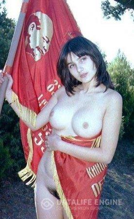 Голая грузинка и две ее сладкие подружки