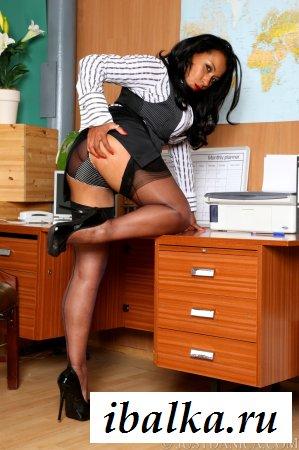 Моя бомбезная голая работница сошла с ума