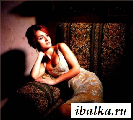 Тина Канделаки засветилась в эротике