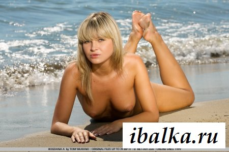 Эротичные фото с измазанной писечкой блондинки