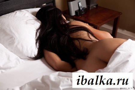 Разбудили ласковую голую азиатку