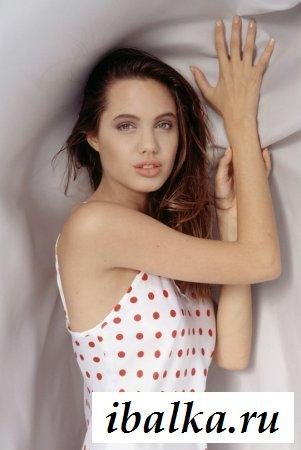 Эротический альбом знаменитости Анджелины Джоли