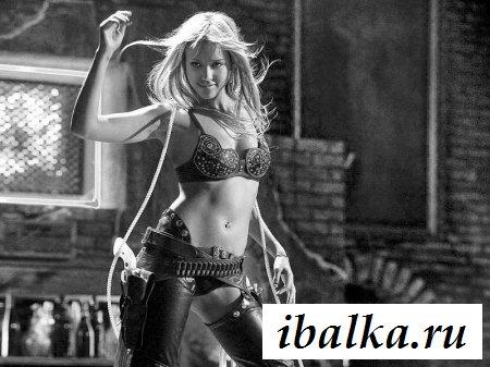 Джессика Альба - эротичная стройная знаменитость