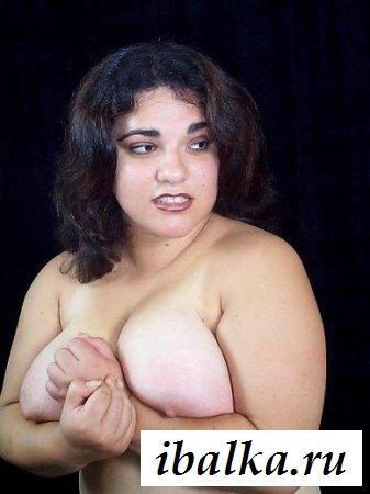 Трусливая сисястая толстуха