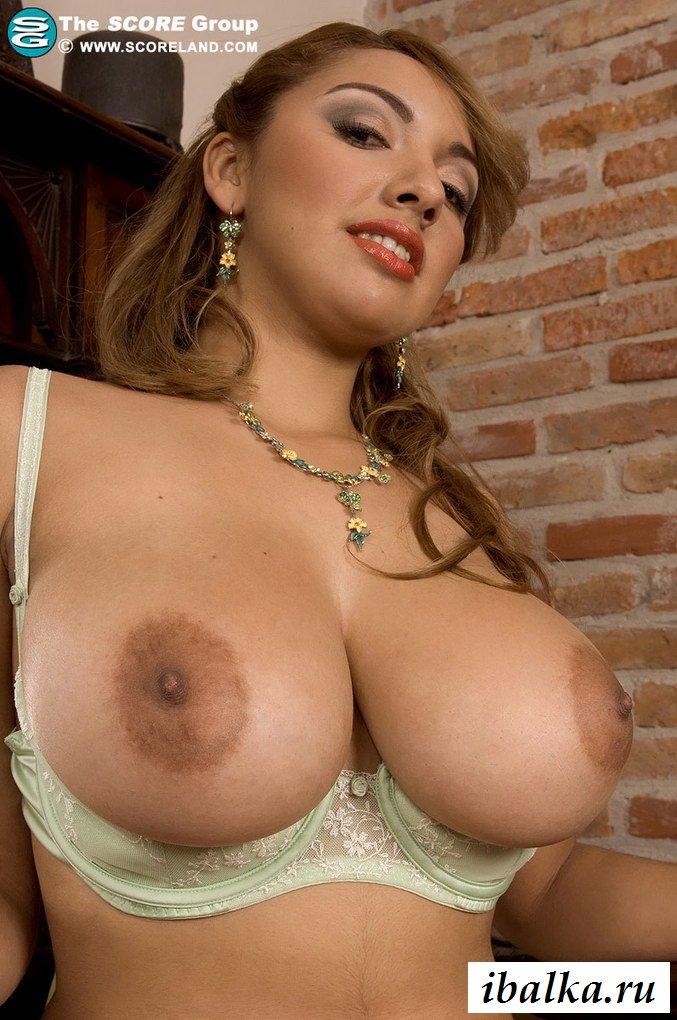 Голые прелести звезды Paola Rios