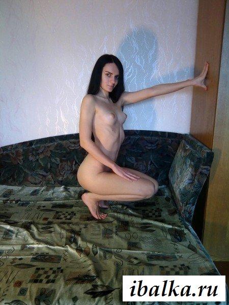 Голые ножки русской красавицы