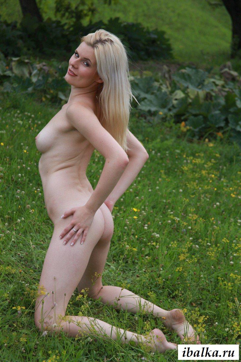 Шведская эротика девки в стоге сена (20 фотографии)